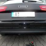 Anhängerkupplung Audi A6 C7 4G