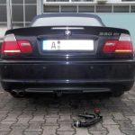 Anhängerkupplung BMW 3er E46 Cabrio