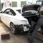 anhängerkupplung BMW 4er f32