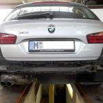 Anhängerkupplung BMW 5er F11 X-Drive