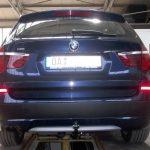 anhängerkupplung BMW X3 F25 M