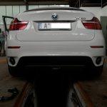 anhängerkupplung BMW X6 E71