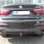 anhängerkupplung BMW X6 F16