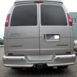 anhängerkupplung Chevrolet Van Express
