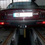 anhängerkupplung jaguar xj40